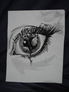 Eye- Watercolour